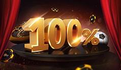 188BET 최대 10만원 100% 첫입금 프로모션션